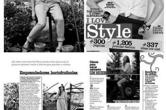 Entrevista en Cosmopolitan