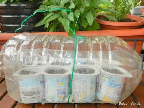 Cuida tu huerto con un invernadero el balcon verde for Preparar el huerto en invierno
