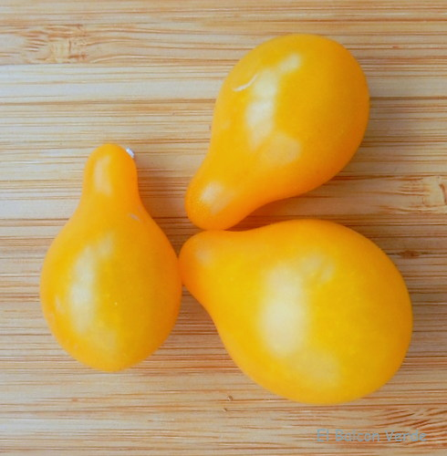 Tomas cherry amarillos