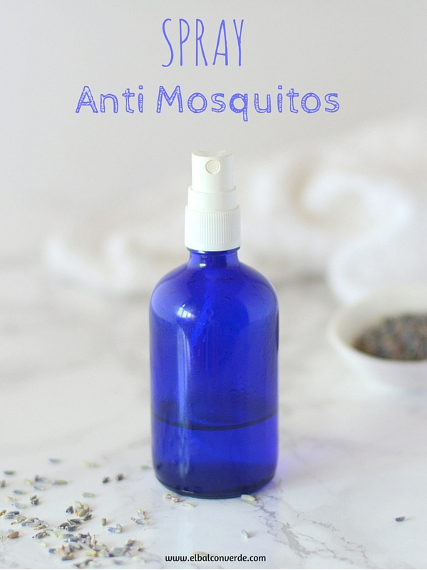 SPRAY ANTIMOSQUITOS NATURAL