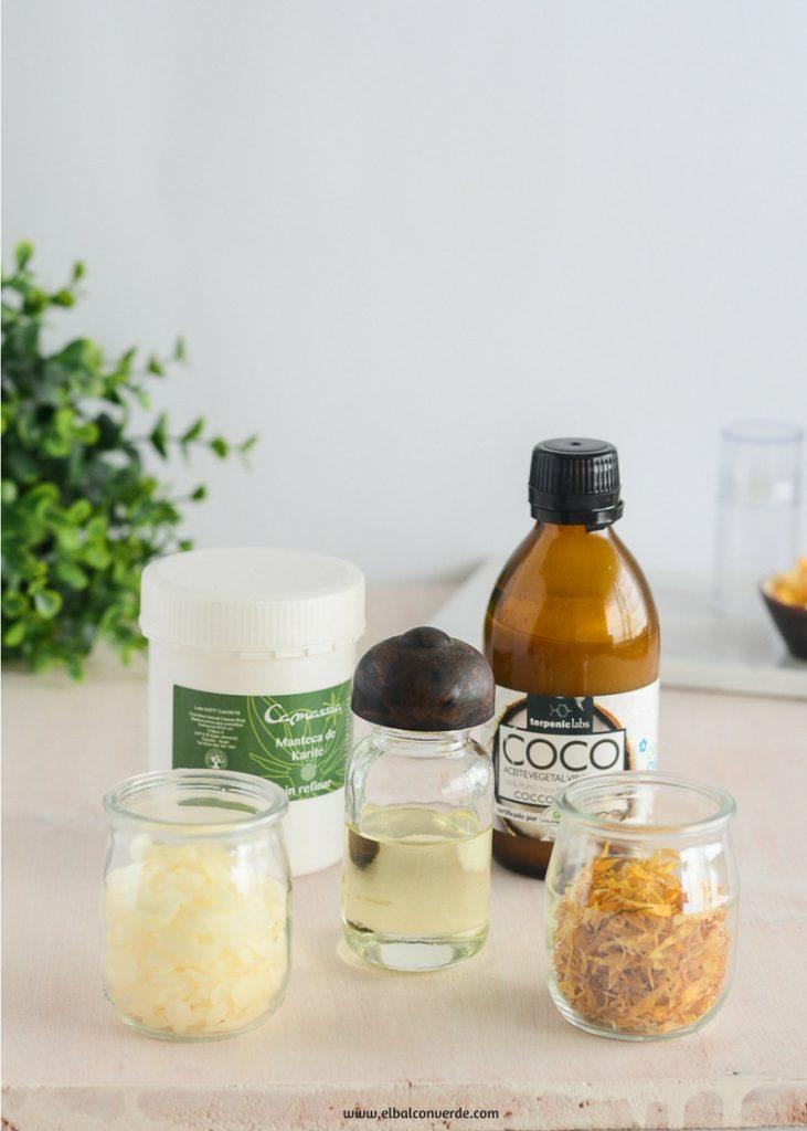 Imagen receta de cosmética natural Lotion Bar