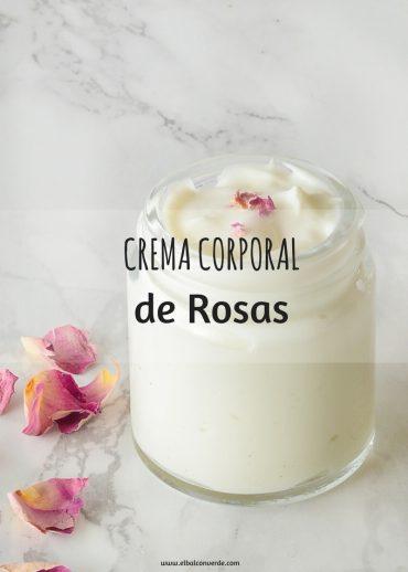 Imagen de crema corporal de rosas