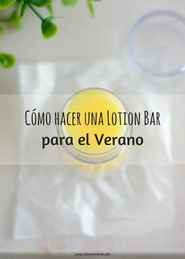 Imagen de Receta de cosmetica natural Lotion Bar