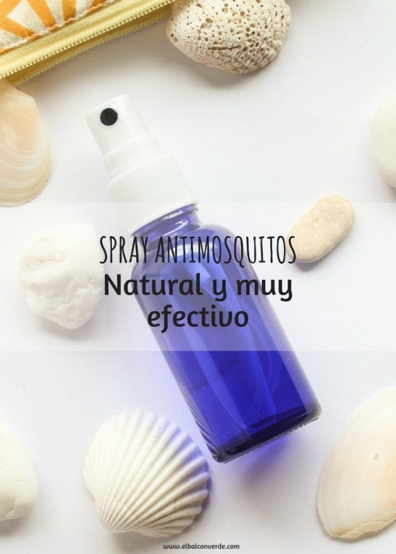 Imagen receta spray antimosquitos natural casero