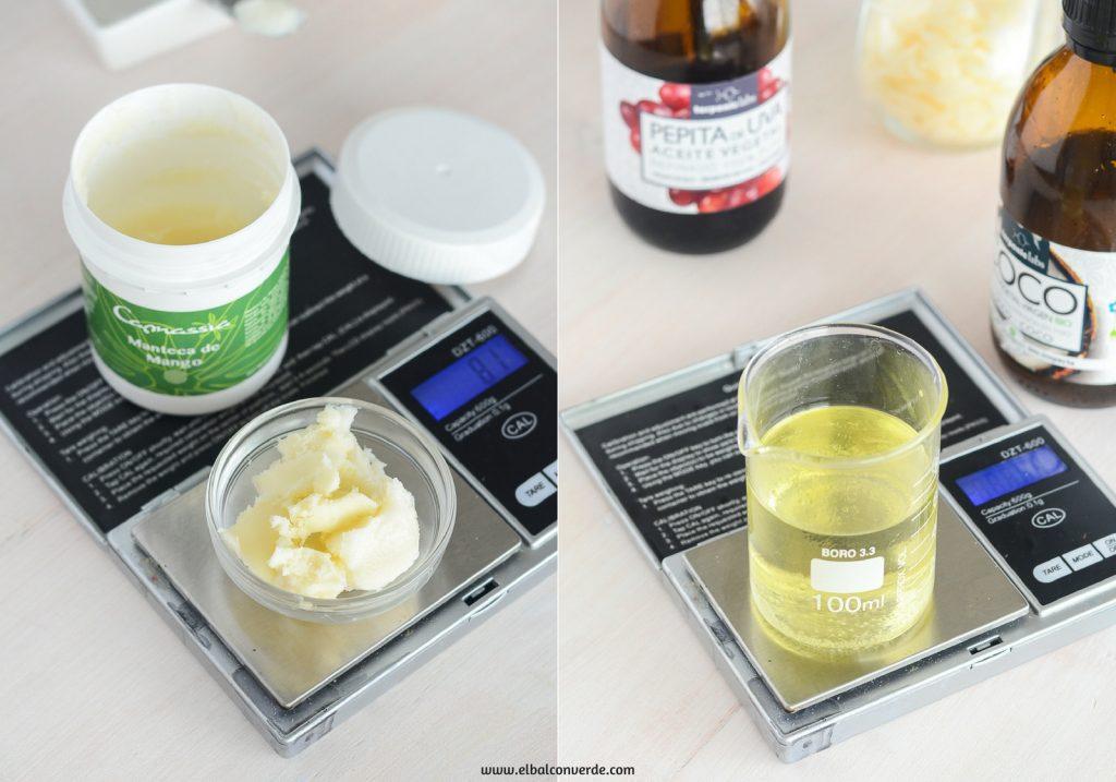 Imagen receta cosmetica natural balsamo corporal