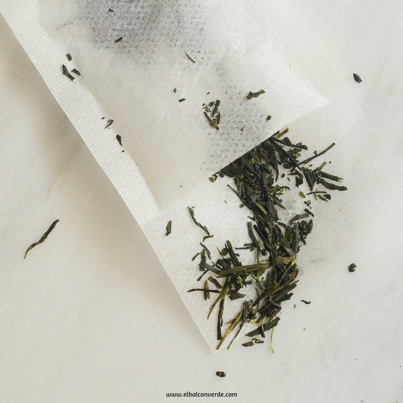 Imagen de receta de macerado de té verde
