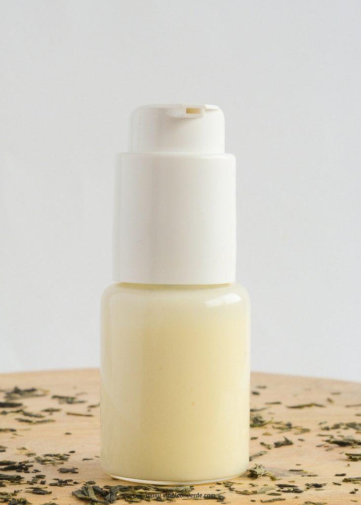 Receta Crema Natural Casera Para Piel Grasa