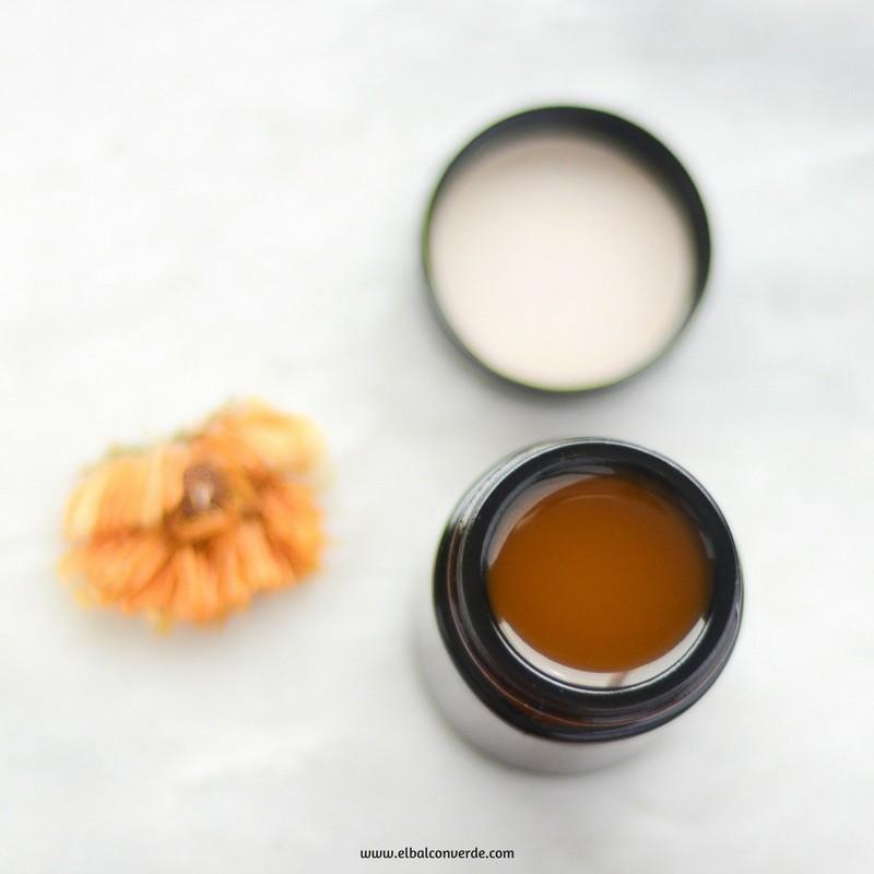 Receta crema natural de calendula