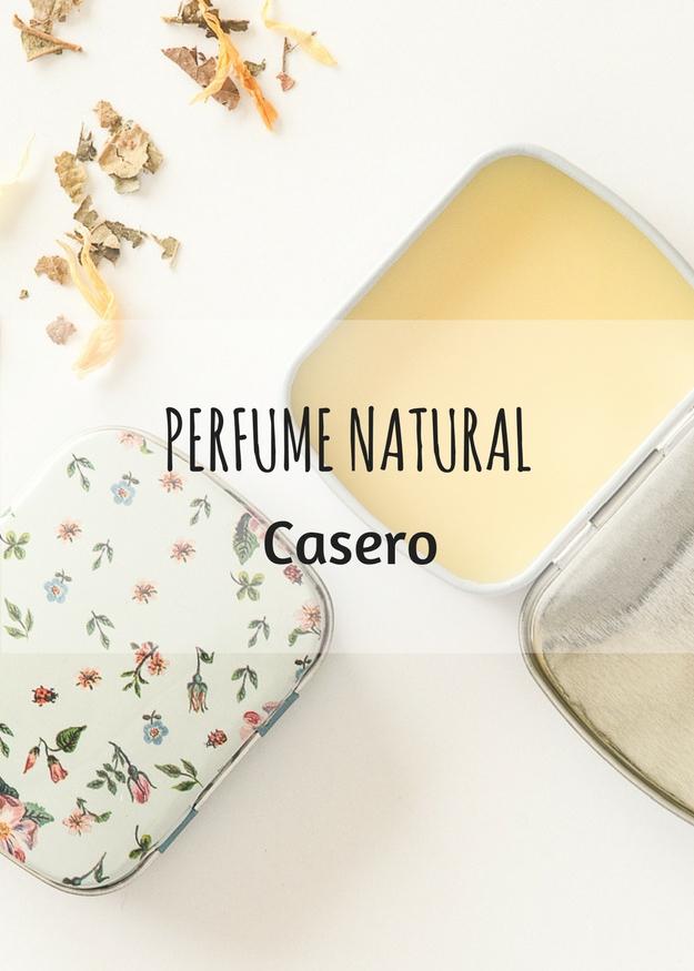 Cómo Hacer Sólido Perfume Un Casero Natural Y TlF13uKJc