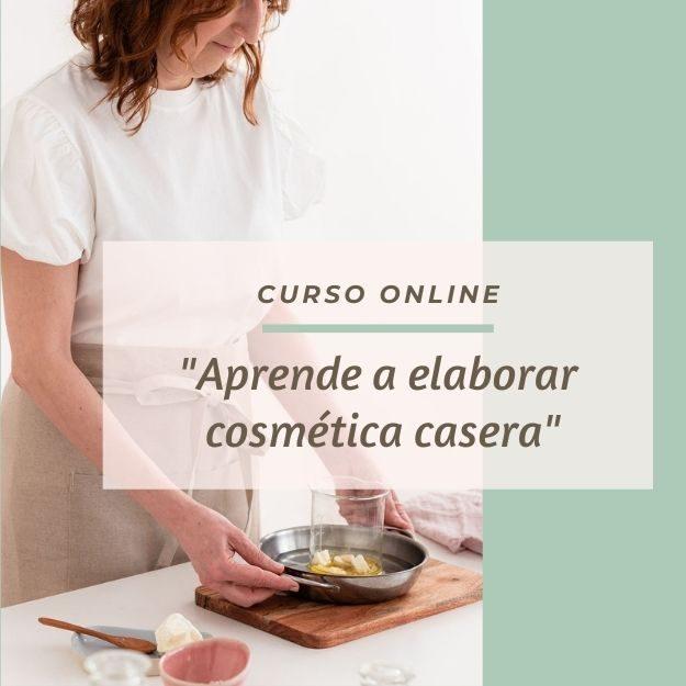 CURSO COSMETICA CASERA